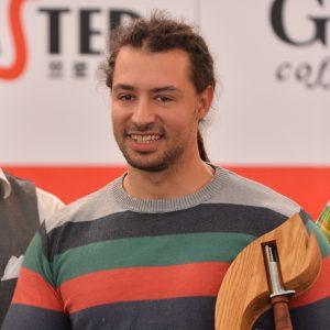 Alexandru Niculae appears at WCE All-Stars Guangzhou