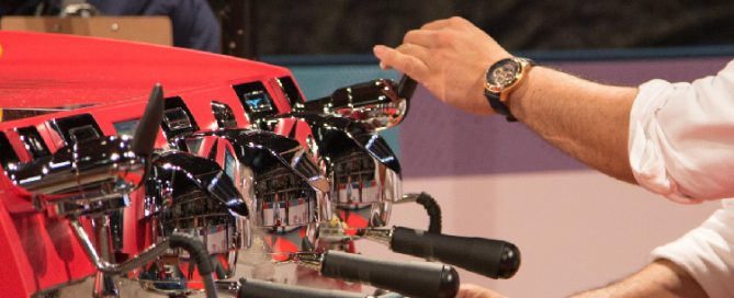 Espresso Machine QT